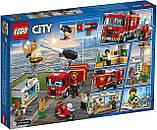 Конструктор Lego City 60214 Пожежа в бургер-кафе, фото 5