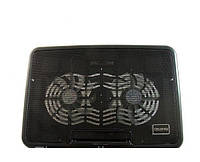 Подставка-кулер под ноутбук 9'-17' Cooling Pad M2 с 2-мя вентиляторами