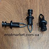 Кріплення деталей бампера Toyota. ОЕМ: 9046709096, 6877N7