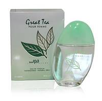 Туалетная вода для женщин GREAT TEA