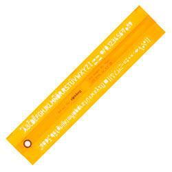 Трафарет ROTRING букви 3.5 мм ISO 3098 R342035/S0228480