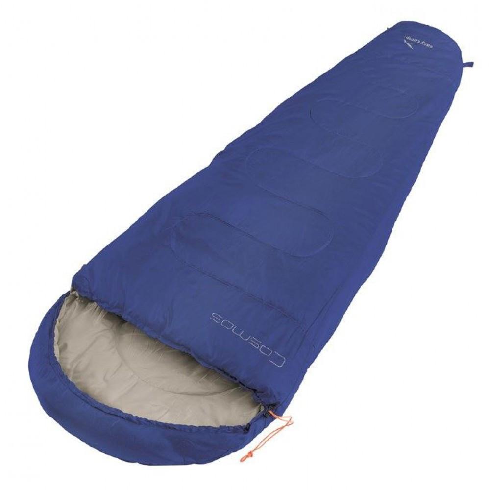 Спальний мішок Easy Camp Cosmos 190 Left Zip Синий 240149