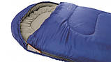 Спальний мішок Easy Camp Cosmos 190 Left Zip Синий 240149, фото 2