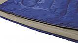 Спальний мішок Easy Camp Cosmos 190 Left Zip Синий 240149, фото 5