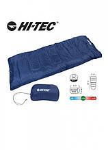 Спальний мішок Hi-Tec Seeb 180х75см Right Zip Синій JS.710.Q1