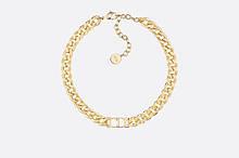 Колье Dior Danseuse Étoile Choker Gold