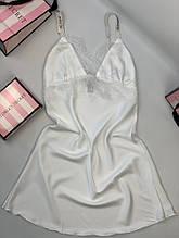 Пеньюар Victoria's secret модель 2 белый