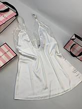 Пеньюар Victoria's secret модель 8 белый