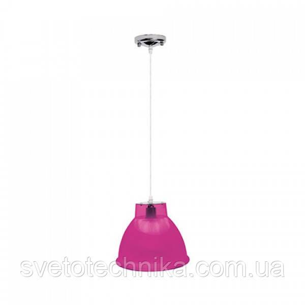 Светильник подвесной  AFRODIT HL 502 E27 розовый