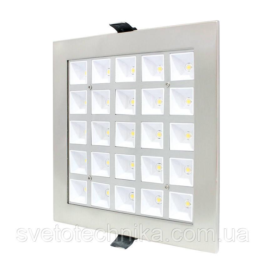 Світлодіодний світильник HL683L 25W 2700К