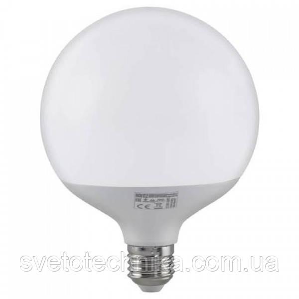 Світлодіодна лампа GLOBE-20 20W E27 4200К