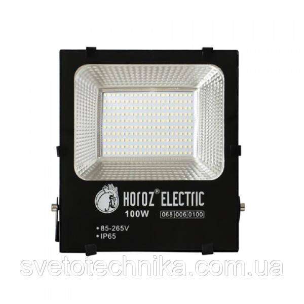 Прожектор світлодіодний LEOPAR-100 100W 6400К