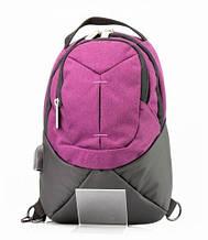 Рюкзак Optima, 1 відділення, 1 кишеня 12, на одне плече O96911-03