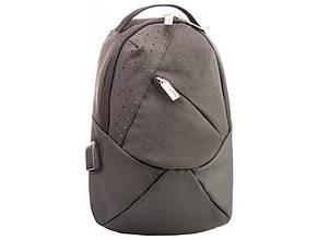 Рюкзак Optima, 1 відділення, 1 кишеня 12, на одне плече O96912-01