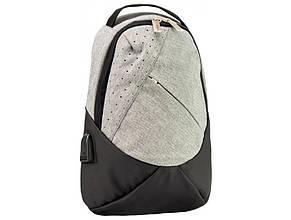 Рюкзак Optima, 1 відділення, 1 кишеня 12, на одне плече O96912-02