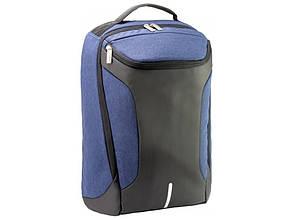 Рюкзак Optima 1 відділення 3 кишені 19,5 O96905-02