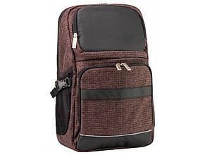 Рюкзак Optima 1 відділення 2 кишені 18,5 O96915-03