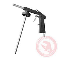 Пистолет под гравитекс пневматический INTERTOOL PT-0701
