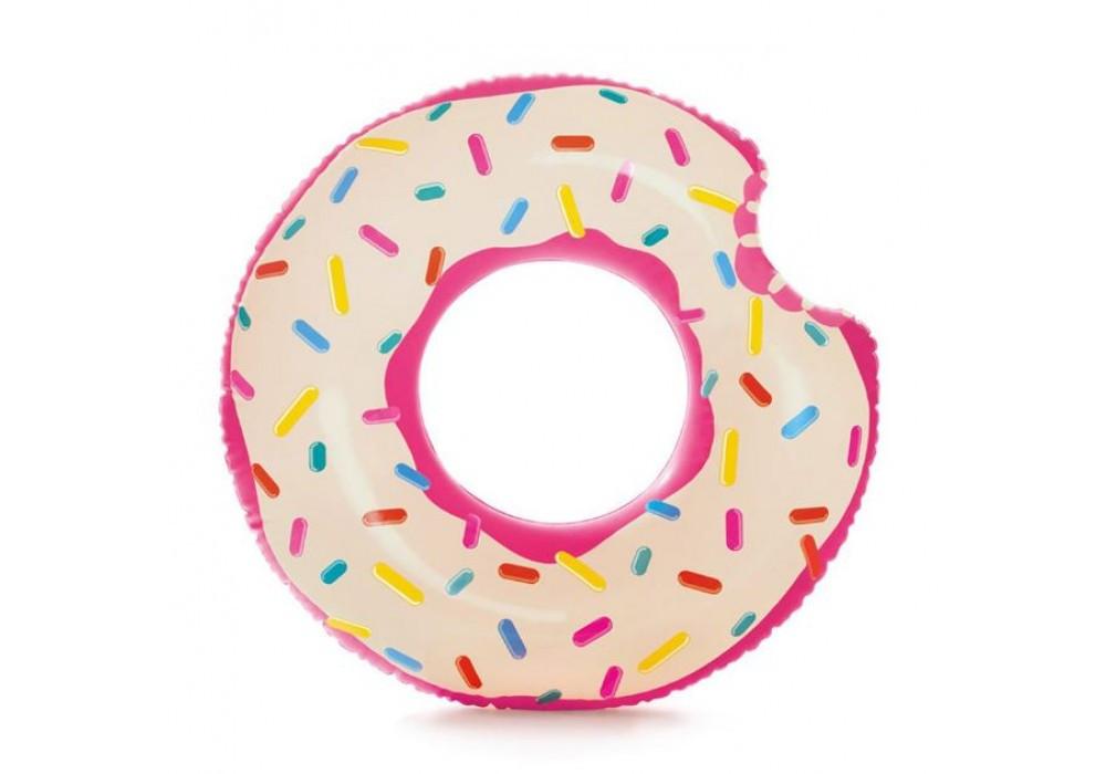 """Круг надувной """"Пончик"""" в коробке   INTEX"""