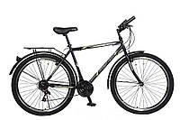 Велосипед SPARK RANGER 27,5-ST-18-ZV-V (Чорний з жовтим)