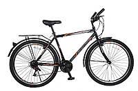 Велосипед SPARK RANGER 27,5-ST-18-ZV-V (Черный с оранжевым)