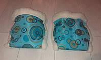 Перчатки - муфта Люкс на коляску и санки