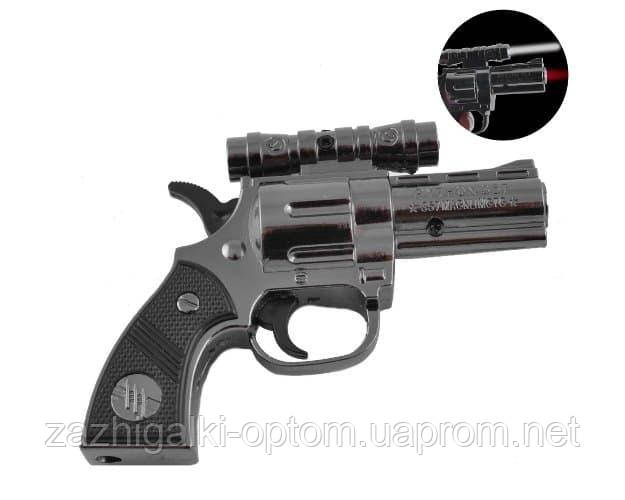 Запальничка пістолет 3930 Python 357