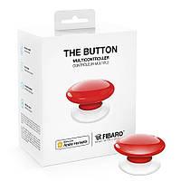 Кнопка управления FIBARO The Button для Apple HomeKit red (красный) - FGBHPB-101-3