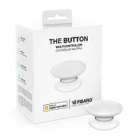 Кнопка управління FIBARO The Button для Apple HomeKit white (білий) - FGBHPB-101-1