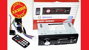 Автомагнітола Pioneer MVH-4005U ISO MP3 Player, FM, USB, SD, AUX