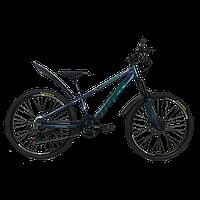 "TitanBike Велосипед Titan First 24"" 12"" Темний синій"