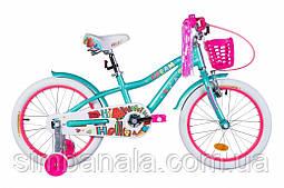 """Велосипед 18"""" Formula CREAM 2021 (бірюзовий)"""