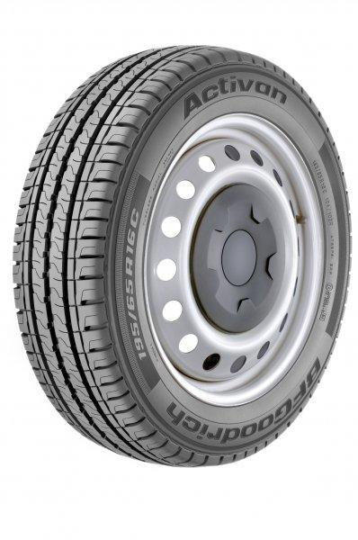 BFGoodrich Activan 225/75 R16 118/116R C