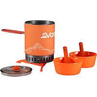 Набор для приготовления еды Vango Ultralight Heat Exchanger Cook Kit Grey (ACQHEATEXG10Z05)