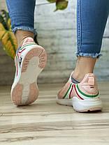 Кросівки жіночі 14554, Fila Wade Running, рожеві, [ 37 38 39 ] р. 37-22,5 див., фото 3