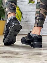 Кросівки жіночі 15642, Fila, чорні, [ 36 37 38 39 41 ] р. 36-23,0 див., фото 3