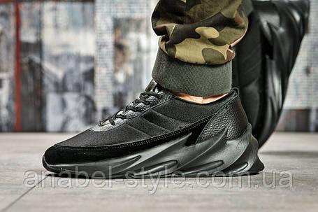 Кроссовки мужские 15601, Adidas Sharks, черные [ 45 ] р.(43-27,5см), фото 2
