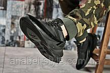 Кроссовки мужские 15601, Adidas Sharks, черные [ 45 ] р.(43-27,5см), фото 3