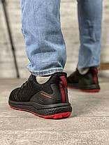 Кросівки чоловічі 10231, BaaS Ploa, чорні, [ 43 44 46 ] р. 43-28,0 див., фото 2
