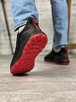 Кросівки чоловічі 10231, BaaS Ploa, чорні, [ 43 44 46 ] р. 43-28,0 див., фото 3