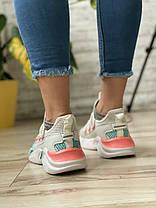 Кросівки жіночі 10403, BaaS Ploa, сірі, [ 36 37 39 ] р. 36-22,5 див., фото 2