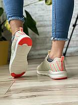 Кросівки жіночі 10426, BaaS Ploa, бежеві, [ 36 37 38 41 ] р. 36-22,8 див., фото 3