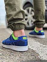 Кросівки чоловічі 18081, Nike Tennis Classic Ultra Flyknit, темно-сині, [ 41 42 44 45 ] р. 41-26,5 див., фото 2