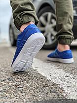 Кроссовки мужские 18083, Nike Tennis Classic Ultra Flyknit, темно-синие [ 41 42 43 44 45 ] р.(41-26,5см), фото 3