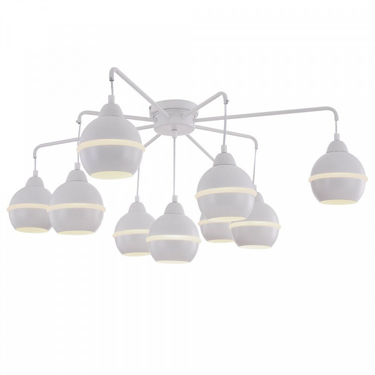 Стельовий світильник Tommasa FR5004CL-09W