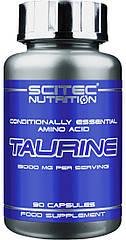 Таурин Scitec Nutrition Taurine (90 капс) скайтек нутришн
