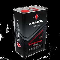 Моторне масло AZMOL Favorite Plus 10W-40 4 л