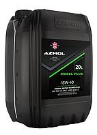 Моторне масло AZMOL Diesel Plus 15W-40 20 л