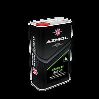 Моторное масло AZMOL Start 2T SAE 40 1 л