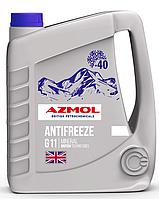 Antifreeze G-11 AZMOL кан. 5л. ГОТОВЫЙ
